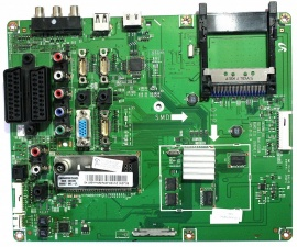 B550 mainboarboard front side